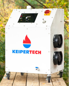 The KT Series Hydrogen Generator / Torch
